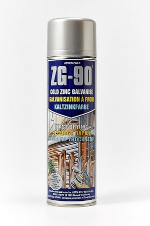 ZG90 Zinc Galv Spray Paint