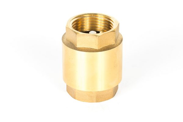 Brass Spring Loaded Non Return Valves