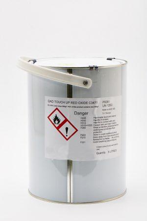 Red Oxide Spray C3471 (P0081)