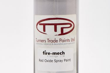 Red Oxide Spray Paint