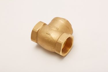 Brass Metal Seated Swing Check Valves