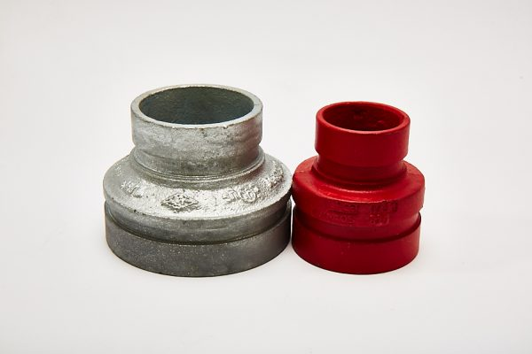 Grooved Concentric Reducer