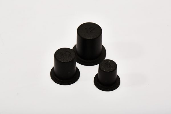 Rod End Caps